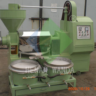 6yl 130a Combined Screw Oil Press
