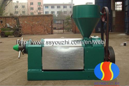 6yl 165 Hemp Seed Screw Oil Press Machine