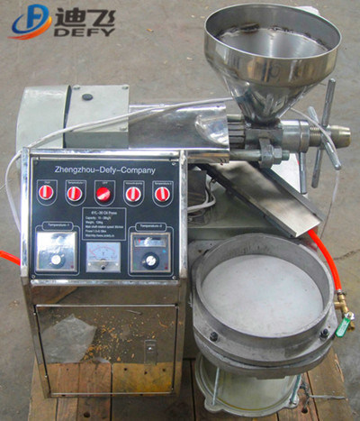 6yl 30a Oil Press Machine
