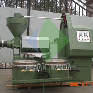 6yl 95a Combined Screw Oil Press