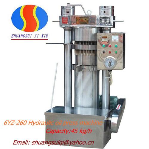 6yz 260 Hydraulic Oil Press Machine