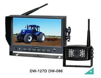 7 2 4 Ghz Digital Wireless System Dw 127d 086