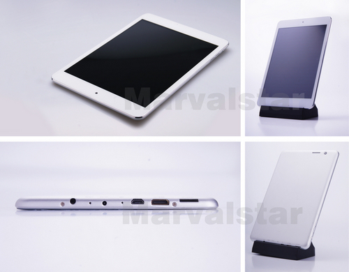 7 85 Ultra Slim Ips Panel Quad Core Tablet Pc