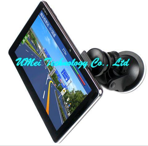 7 Inch Car Dvr Gps With Fm Av Bluetooth Functions Ddr128 Mtk