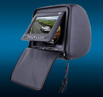 7 Inch Car Headrest Dvd Player Only 55usd Per Unit
