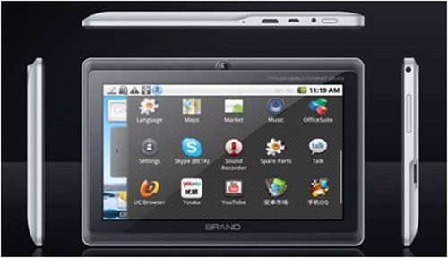 7 Inch Tablet Pc M7a1