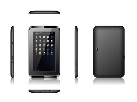 7 Inch Tablet Pc With 3g