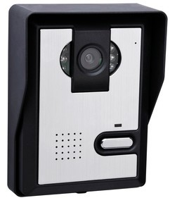 7 Inch Video Door Phone Intercom Doorbell