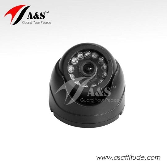 700tvl Hd Vehicle Camera Mini Dome Ir