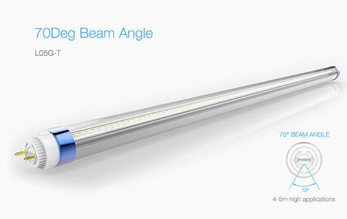 70deg Beam Angle T8 Led Tube L05g T