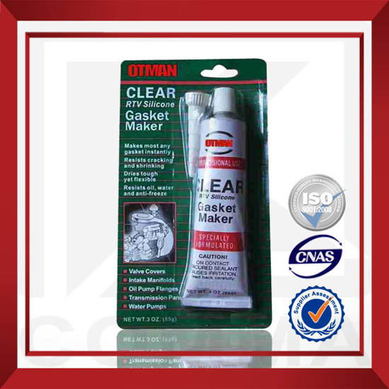 75g Clear Rtv Silicone Gasket Maker