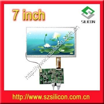 7inch 480 Rgb 234 Tft Lcd Module