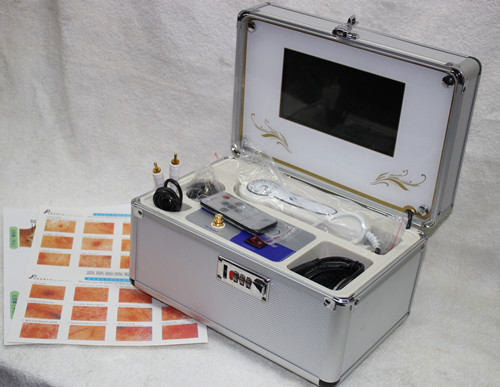 7inch Sreen Skin And Hair Analyzer With Ce G001