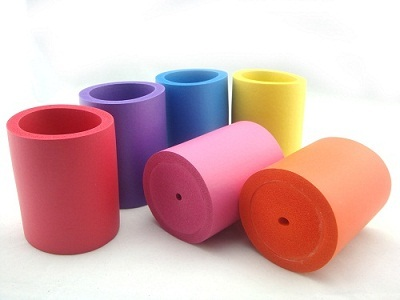 8 Color Foam Can Holder
