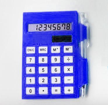8 Digits Mini Calculator