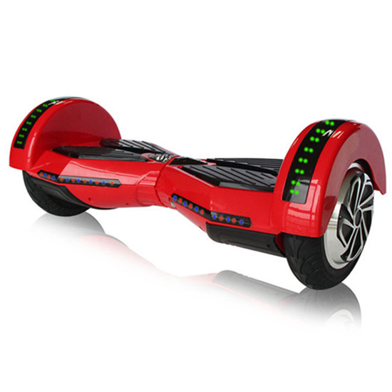 8 Inch 2 Wheels Self Balancing Electric Scooter With Bluetooth Led K4tl