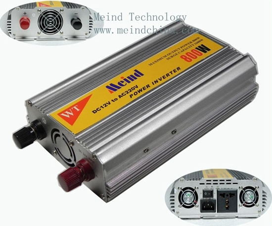 800w Power Inverter With Charger Ac Converter Supply Watt Car