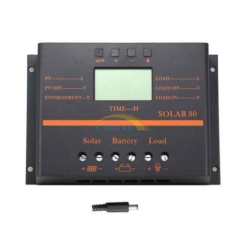 80a Solar Lighting Controller Solar80