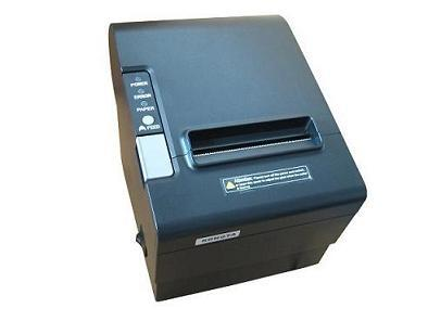 80mm Pos Receipt Printer With Auto Cutter Usb Interface