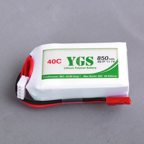 850mah 3s 30c For Helicopter