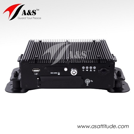 8ch Mobile Dvr Vehicle With Optional Gps 3g Wifi Functions As M880