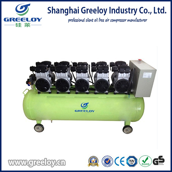 8kw 380v Electric Silent Air Compressor