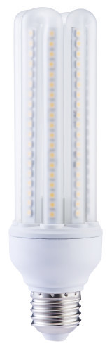 8w 12w Led Fluorescent Looking E26 E27 Base High Power U Bulb Efficiency Of