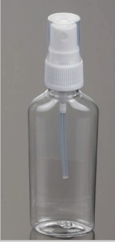 90ml Empty Plastic Transparent Spray Bottle