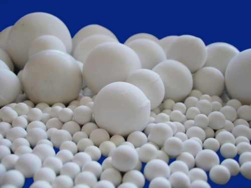 99 Alumina Ball Catalyst Carrier