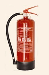 9kg Dry Powder Fire Extinguishe