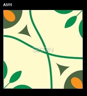 A 511 Encaustic Cement Tile