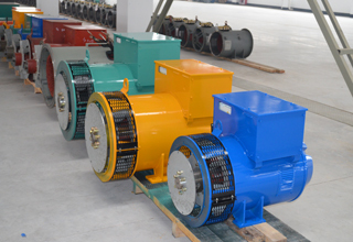 A C Synchronous Generator Alternator