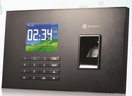 A C051 Fingerprint Time Attendance