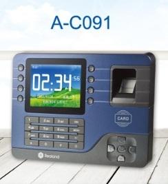 A C091 Fingerprint Time Attendance
