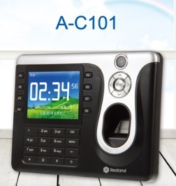 A C101 Fingerprint Time Attendance