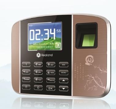A F191pb Fingerprint Time Attendance Terminal