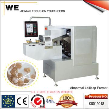 Abnormal Lollipop Forming Machine