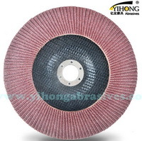 Abrasive Flap Disc For Polishing And Grinding