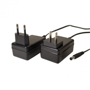 Ac Dc Adapter 15w I T E Wall Mount W1024 X 5 8v