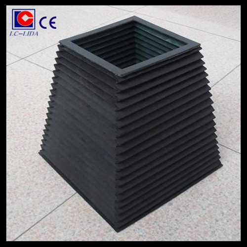 Accordion Type Flexible Protective Bellow Covers