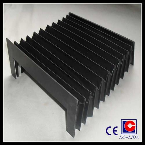 Accordion Type Protective Bellow Covers For Cutting Machine