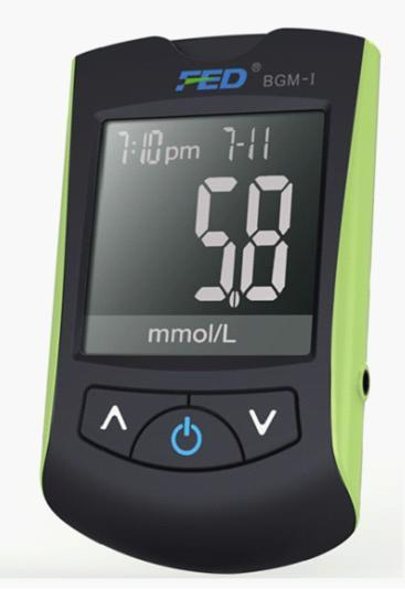 Accurate Blood Glucose Meter For Diabetics