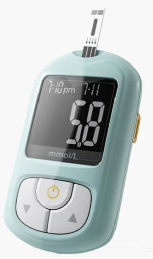 Accurate Blood Glucose Monitoring System For Diabetics