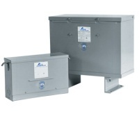 Acme Energy Efficient Three Phase Transformers 240 Delta Primary Volts 208y
