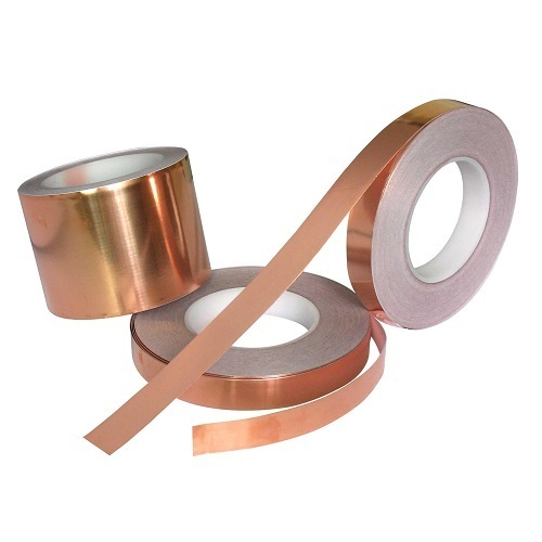 Acrylic Adhesive Backed Copper Foil Tape For Shielding