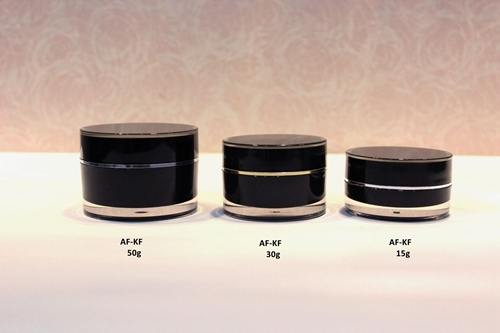 Acrylic Jars Af Kf Series