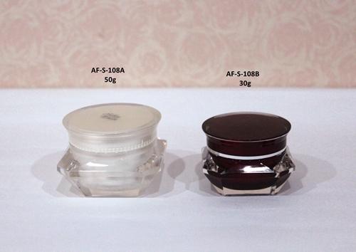 Acrylic Jars Af S 108a 108b