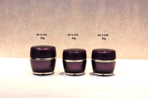 Acrylic Jars Af S Series 134 130