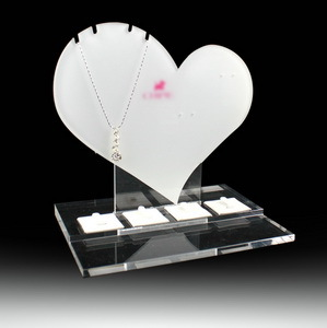 Acrylic Jewelry Display Set