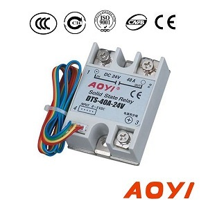 Adjustable 24v Dc Solid State Relay Dts 40a